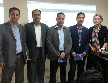 Benha University participates in Workshop about Scival Spotlight Technology of Elsevier