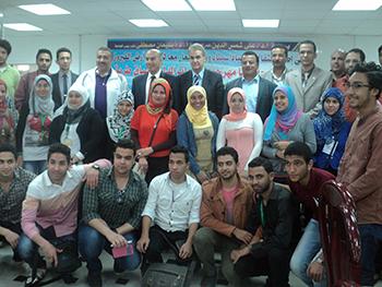 بحضور مستشار وزير التعليم العالي: جامعة بنها تطلق مهرجان جامعات الدلتا وسباق الطريق