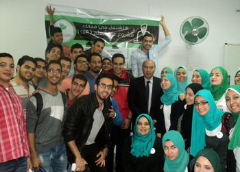 Student Initiative in Benha University to Qualify Students for the Labor Market