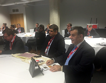 Avec la participation de l'Université de Benha commence les efficacités de la Conférence internationale de l'enseignement supérieur au Royaume-Uni