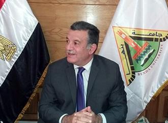 Le président de l'Université de Benha: Formation de 35 nouveaux groupes de recherche pour servir les questions du développement de la patrie