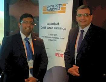 L'Université de Benha parmi les 100 meilleures universités arabes selon la classification des QS 2015