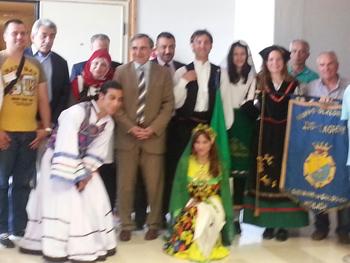 منتخب الفنون الشعبية بجامعة بنها يشارك فى مهرجان يونينيا الدولى باليونان