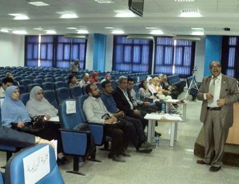 Des nouveaux projets dans le plan stratégique de L'Université de Benha