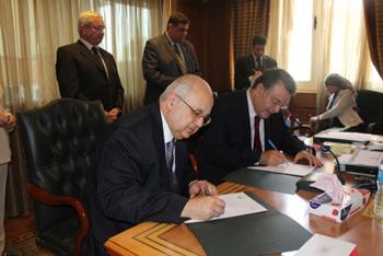 Ambassades de la Bibliothèque d'Alexandrie dans les universités égyptiennes