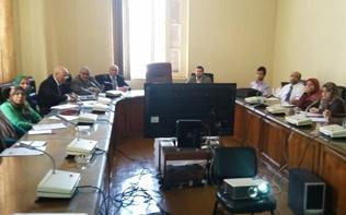 "Benha University organizes Training Courses on ""Children University Project"""