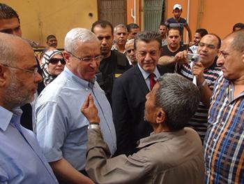 Le Ministre égyptien de l'Enseignement Supérieur à l'Université de Benha: Créer un système pour relier entre les hôpitaux universitaires