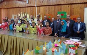 بالصور ... البوابة الإلكترونية تتابع أنشطة جامعة الطفل ببنها