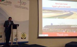 جامعة بنها تشارك في المؤتمر الدولى الثامن لأمراض القلب بالبرازيل