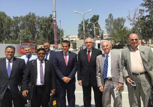 جامعة بنها تشارك في ملتقى التصنيف العالمي QS بجامعة عين شمس