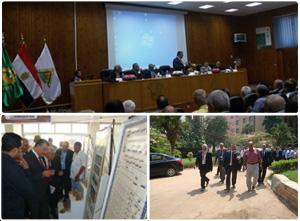 رئيس جامعة بنها: مصر تنتظر من علماء الزراعة طفرة زراعية جديدة