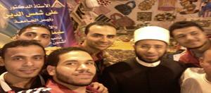 معرض علمي وحفلة سمر بإسبوع شباب الجامعات المصرية العاشر