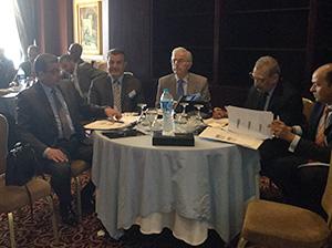 إستمرار التعاون العلمي المصري البريطاني