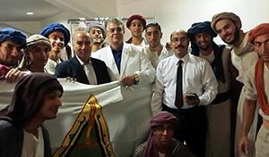 جامعة بنها تشارك في انتصارات أكتوبر المجيدة 2015