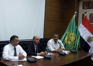 جامعة بنها تناقش الإستعدات لإنتخابات الإتحادات الطلابية