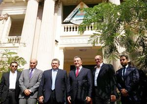 Le président de l'Université de Benha lors de la visite du ministre de l'enseignement supérieur : L'Université de Benha est en avancement observable
