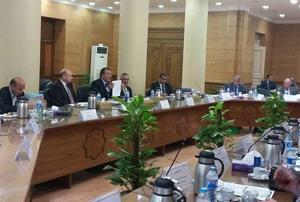 مجلس جامعة بنها: الفكر الإرهابى ليس له حدود وتكثيف الرحلات والمسابقات الطلابية بشرم الشيخ والمناطق السياحية