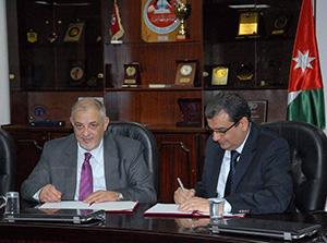 Memorandum of Understanding between Benha University and Hashemite University