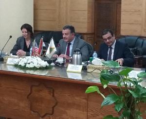 Le Conseil de l'Université Benha : On soutient spirituellement le leadership politique dans la réalisation de la feuille de route, de construire un état moderne, et de répondre aux forces des ténè