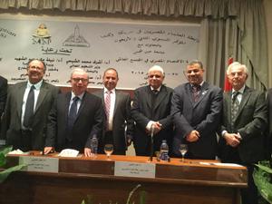 جامعة بنها تشارك في مؤتمر رابطة العلماء المصريين في أمريكا وكندا