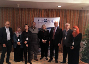 Benha University Participates in the 3rd International Conference of Tempus Programme