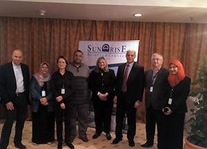 L 'Université de Benha participe à la Troisième Conférence internationale sur le projet du Tempus