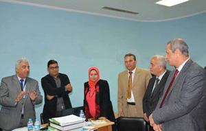 استاذ بجامعة بنها رئيسا لإحدى اللجان النوعية لتطوير مناهج التعليم بمصر