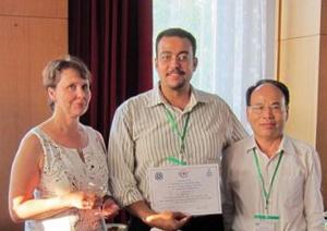 جائزة الطالب المتميز للمبعوثين لدراسة الدكتوراة بالجامعات الصينية