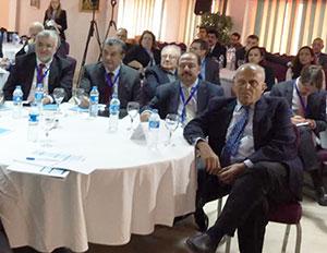 رئيس جامعة بنها يشارك فى فعاليات الملتقى المصرى البريطانى للبحوث الطبية بأسوان