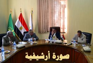 مكاتب خدمية تابعة لوزارة الداخلية داخل جامعة بنها
