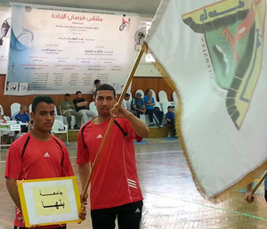 Benha University wins 6Medals in Ain Shams University Forum