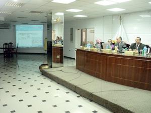"Benha University organizes A Workshop about Newton/Moshraffa Fund"""