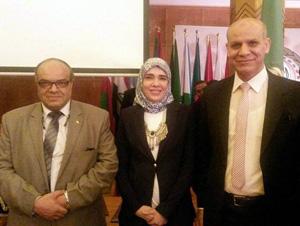 جامعة بنها تشارك بمؤتمر التنمية المستدامة والامن الاقتصادي العربي