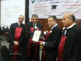 جامعة بنها تكرم 190 عالما وباحثا من الفائزين بجوائز الدولة والجامعة والمتميزين فى البحث العلمى