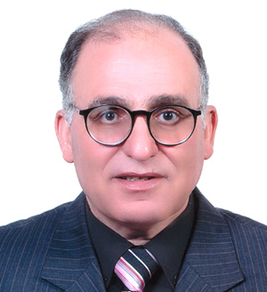 Prof. Dr. Maher Khalil gets the State Merit Award in Agriculture 2015