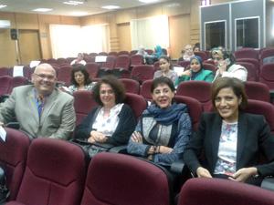 جامعة بنها تشارك بملتقى الدولي حول الجودة والتقييم فى خدمة التعليم العالى