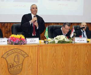 Benha University: Small Enterprises for Sons of Qalyoubia