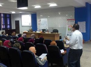 إنطلاق فعاليات دورة فَكّرْ بالتعاون بين جامعة بنها ووزارة الإتصالات وتكنولوجيا المعلومات