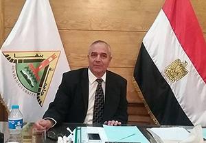 الأستاذ الدكتور جمال إسماعيل يلتقى بوفد منظمة العمل الدولية لإطلاق برنامج ريادة عالم الأعمال