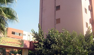 Time for admissions of the university hostels in benha university