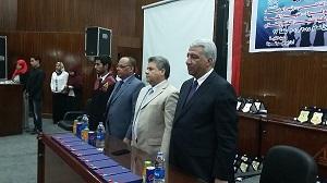 رئيس جامعة بنها يلغى الإحتفالات حداداً على أروح شهداء القوات المسلحة