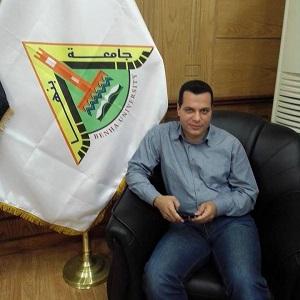 د/ عبد الفتاح منجد يحصل على جائزة الدولة (للهيئات والأفراد) في مجال العلوم البيطرية