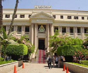 The university mourns the homeland martyrs in Sinai