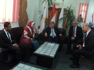 Le Président de l'Université de Benha : l'enseignement industriel en Egypte a été vidé de son contenu