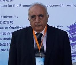الأستاذ الدكتور/ أحمد محمد رشاد منسقاً عاماً للمجالس الجامعية ولجانها المنبثقة عن مجلس الجامعة