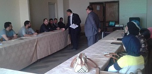 Benha University holds Courses to Maintain the Link between the Staff Members and the Students