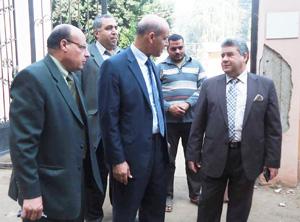 Une nouvelle initiative de l'Université de Benha ... pour l'Egypte une famille dans chaque faculté