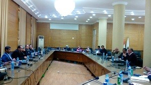 5.6 million L.E to fund (56) research group in Benha University