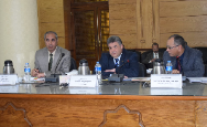 On the Road to ISO: a Meeting with 14 Departments in Benha University