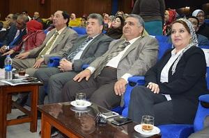 Le Ministre ancien de l'Éducation remercie l'Université de Benha pour l'idée de prendre soin et d'organiser un forum pour développer l'éducation égyptienne.